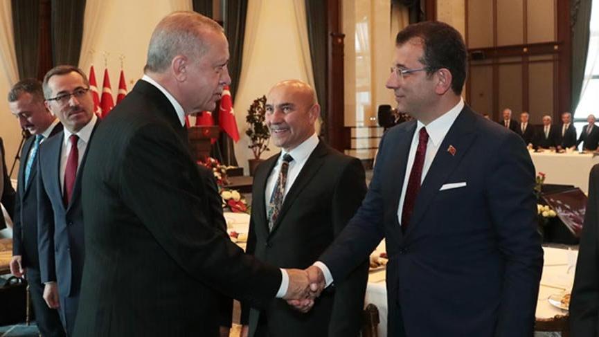 İmamoğlu ve Erdoğan