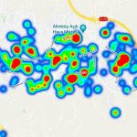 Ankara'nın Koronavirüs Yoğunluk Haritası Yayınlandı